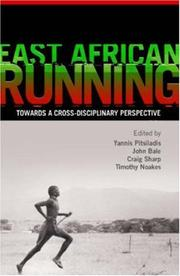Cover of: East African Running
