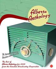 Cover of: Alberta Anthology | CBC