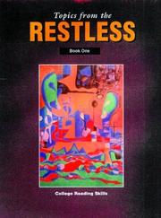 Cover of: Topics from the Restless