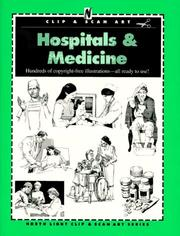 Cover of: Hospitals & Medicine (North Light Clip & Scan Art) | North Light Books