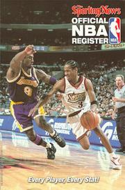 Cover of: The Sporting News Official Nba Register | Mark Broussard