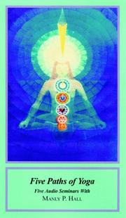 Cover of: Five Paths of Yoga | Manly P. Hall
