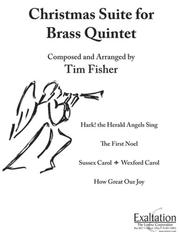 Cover of: Christmas Suite for Brass Quintet