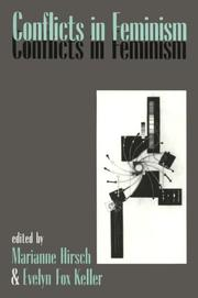 Conflicts in feminism