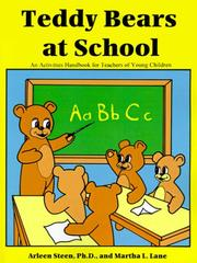 Cover of: Teddy Bears at School | Arlene Steen