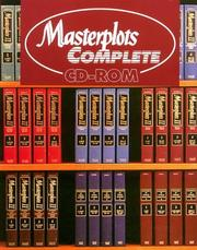Cover of: Masterplots Complete Cd-Rom