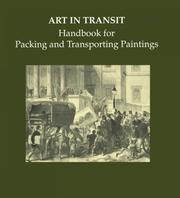 Cover of: Art in Transit |
