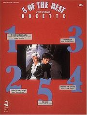 Cover of: Roxette - 5 Of The Best