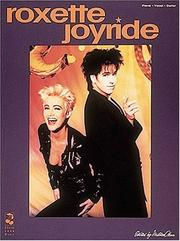 Cover of: Roxette - Joyride