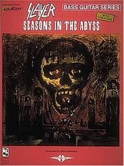 Cover of: Slayer - Seasons In The Abyss