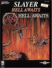 Cover of: Slayer - Hell Awaits*