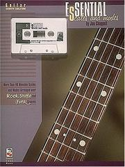 Cover of: Essential Scales and Modes | Jon Chappell