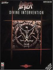 Cover of: Slayer - Divine Intervention*
