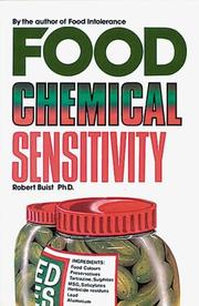 Cover of: Food Chemical Sensitive