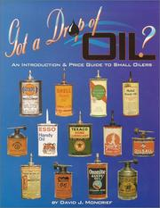 Cover of: Got A Drop of Oil