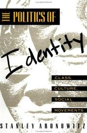 Cover of: The politics of identity