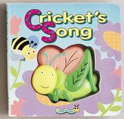 Cover of: Cricket's Song