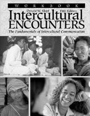 Cover of: Intercultural Encounters Workbook