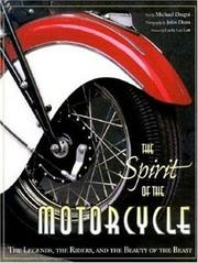 Cover of: Spirit of Motorcycle (History & Heritage)