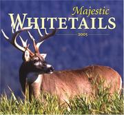 Majestic Whitetails 2005 Calendar by