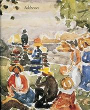 Cover of: American Watercolors