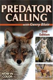 Cover of: Predator Calling with Gerry Blair