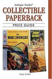 Cover of: Antique Trader Collectible Paperback Price Guide (Antique Trader)