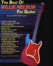 Cover of: The Best of Willie Nelson for Guitar