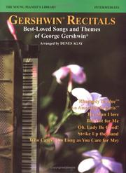 Cover of: The Young Pianist's Library / 14B - Gershwin Recital