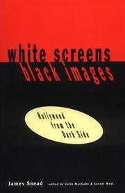 Cover of: White Screens/Black Images