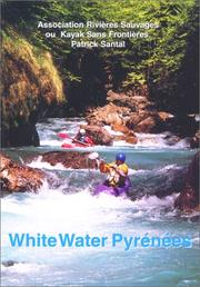 Cover of: White Water Pyrenees