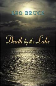 Cover of: Death by the Lake | Leo Bruce