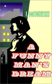 Cover of: A funny man's dream
