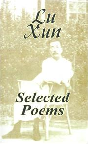 Cover of: Lu Xun