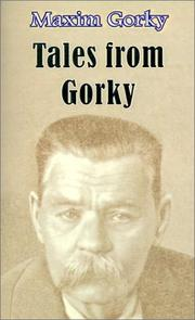Cover of: Tales from Gorky