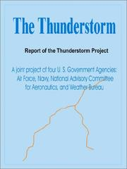 Cover of: The Thunderstorm | U S. Government Agencies