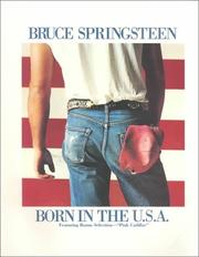 Cover of: Bruce Springsteen |