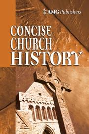 Cover of: Concise Church History