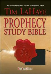 Cover of: Prophecy Study Bible-KJV