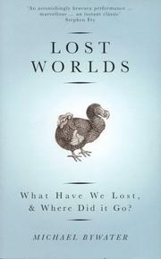 Cover of: Lost Worlds Signed Edition