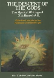 Cover of: The Descent of the Gods | G. W. Russell
