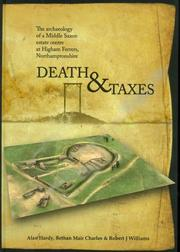 Cover of: Death and taxes