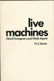 Cover of: Live Machines