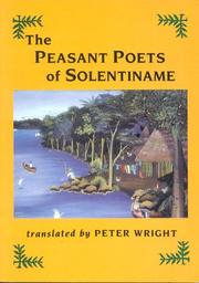 Cover of: The Peasant Poets of Solentiname