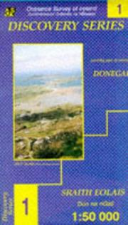 Cover of: Donegal (North West)