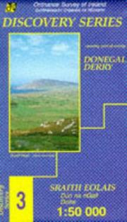 Cover of: Donegal (North East), Derry