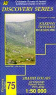 Cover of: Kilkenny, Tipperary, Waterford (North)