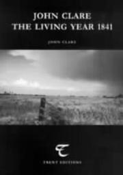 Cover of: John Clare - The Living Year 1841