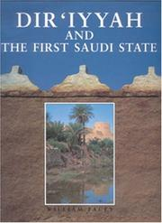 Cover of: Dir'Iyyah & the First Saudi State