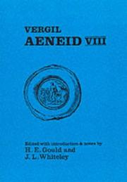 Cover of: Aeneid VIII